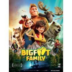 La familia Bigfoot - DVD