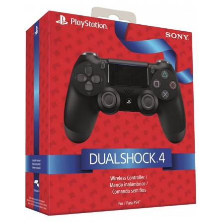 Dual Shock 4 Negro Med GW V2 - PS4