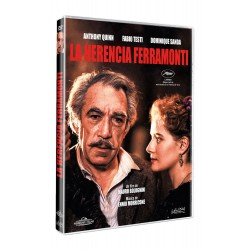 La herencia Ferramonti - DVD