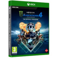 Monster Energy Supercross The Official VideoGame 4 - Xbox one