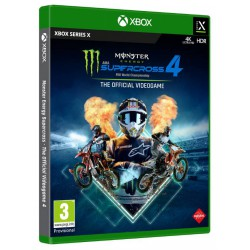 Monster Energy Supercross The Official VideoGame 4 - XBSX