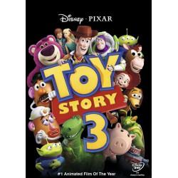 TOY STORY 3 Combo BR+DVD DISNEY - BD