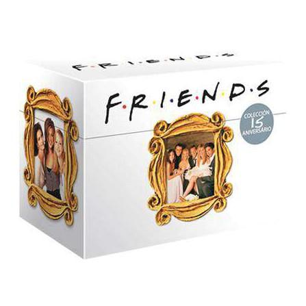 Pack Friends: Colección completa - DVD