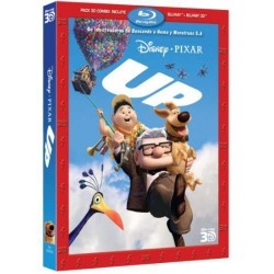 Up (Combo BR + BR 3D) - BD