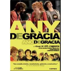 Año de Gracia - DVD