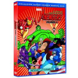 The avengers: Los héroes más poderosos del planeta (Vol. 5) - DVD