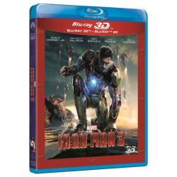 Iron man 3 (BR 2D + BR 3D) - BD