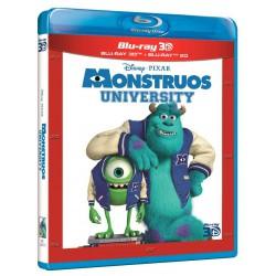 Monsters University (BR3D + BR) - BD
