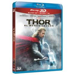 Thor, el mundo oscuro (BR3D + BR) - BD