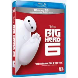Big Hero 6 (BD3D + 3D) - BD