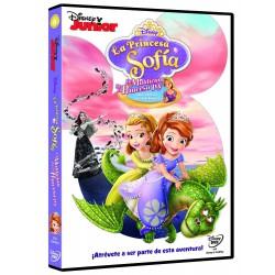 La Princesa Sofía: La Maldición De La Princesa Ivy - DVD