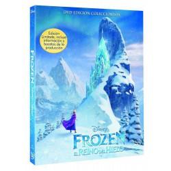Digibook Frozen El Reino de Dielo - DVD