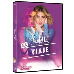 Violetta El Viaje - DVD