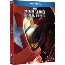 Capitán América : Civil War  - Bando Ironman (Ed. Limitada) - BD