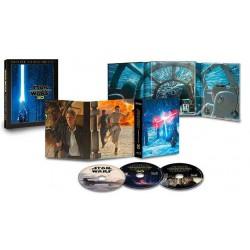 Star Wars: El despertar de la fuerza (BD3D) - BD