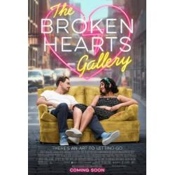 La galería de los corazones rotos - DVD