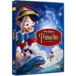 Pinocho (2012) - DVD