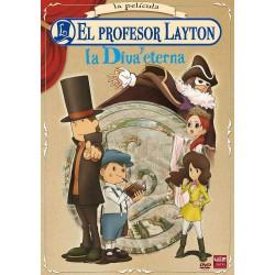 PROFESOR LAYTON Y LA DIVA ETERNA FOX - DVD