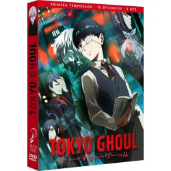 TOKYO GHOUL EP. 1 A 12 FOX - DVD