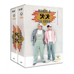 Manos a la obra - Serie Completa (25 años A3) - DVD