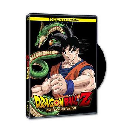 DRAGON BALL Z BATTLE OF GODS  FOX - DVD