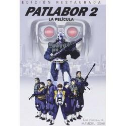 Patlabor 2 La película - DVD