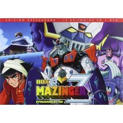 Mazinger Z - Box 8 - BD