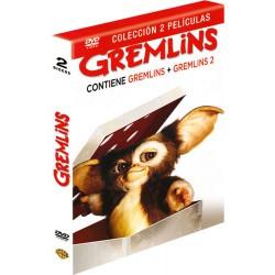PACK GREMLINS 1 + 2 WARNER - DVD