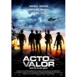 ACTO DE VALOR NAIFF - DVD