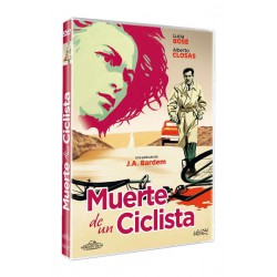 MUERTE DE UN CICLISTA DIVISA - DVD