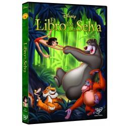 El libro de la selva - DVD