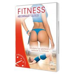 Fitness: Abdominales y glúteos - DVD