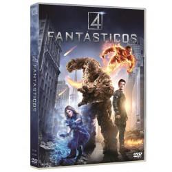 CUATRO FANTASTICOS, LOS FOX - DVD