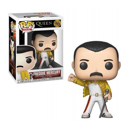 Funko Freddie Mercury Queen Wembley 1986