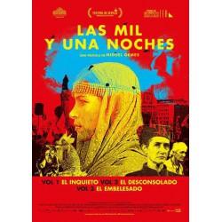 Trilogía Las mil y una noches - Vol. 1, 2 y 3 - DVD