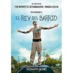 El rey del barrio - DVD