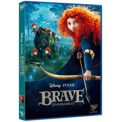 Brave (Indomable) (2012) - DVD