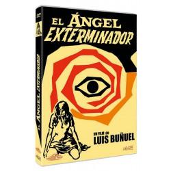 ANGEL EXTERMINADOR DIVISA - DVD