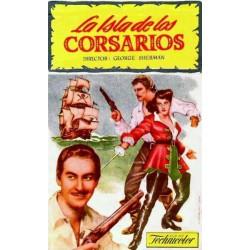 La isla de los corsarios - DVD