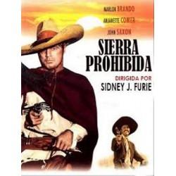 Sierra prohibida - DVD