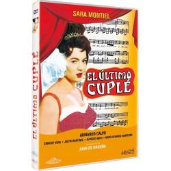 EL ULTIMO CUPLE DIVISA - DVD