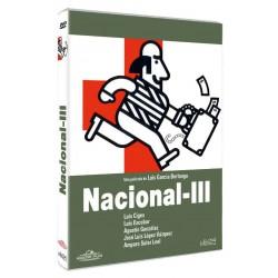 NACIONAL III DIVISA - DVD