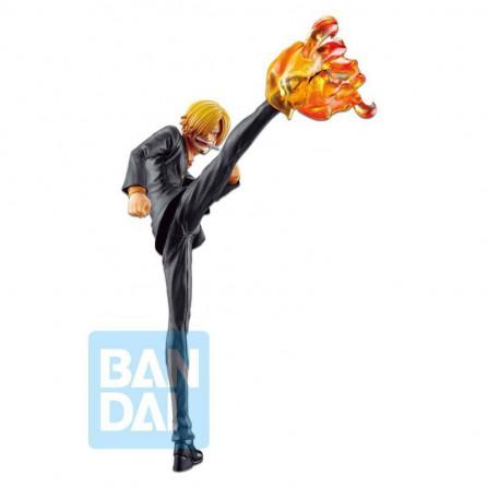 Figura Ichibansho One Piece Sanji (Battle Memories) 15cm