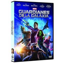 GUARDIANES DE LA GALAXIA DISNEY - DVD
