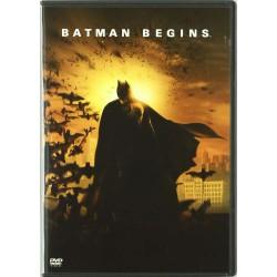 Batman Begins (1 Disco) - DVD