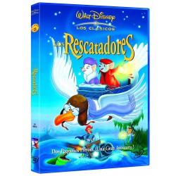 RESCATADORES,LOS WALT DISNEY - DVD
