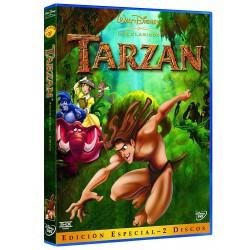 TARZAN (E.E.) DISNEY - DVD