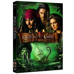 PIRATAS DEL CARIBE 2 DISNEY - DVD
