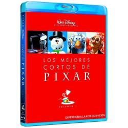 MEJORES CORTOS DE PIXAR V.1 DISN - DVD