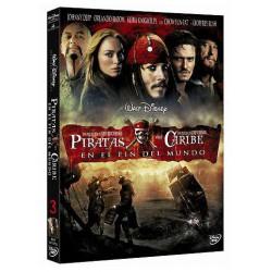PIRATAS DEL CARIBE 3 (1disco) DISNEY - DVD